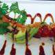 Rainbow Dragon (cooked)